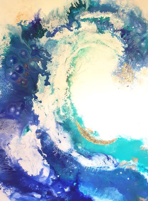 Energiebild Die Welle
