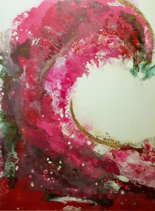 Energiebild Welle der Liebe © Monika Schmitt