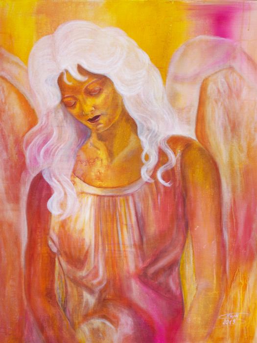 Engel der Hoffnung © Monika Schmitt