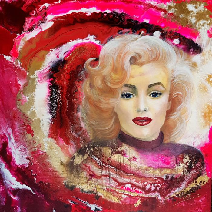 Marilyn © Monika Schmitt