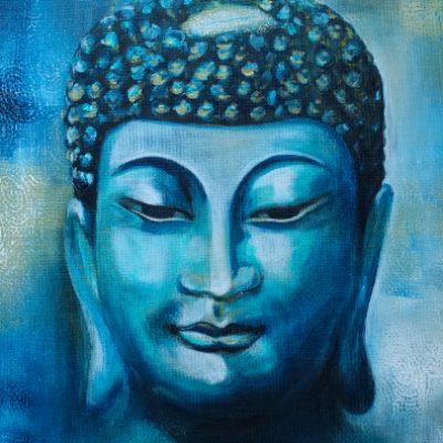 Buddha malen