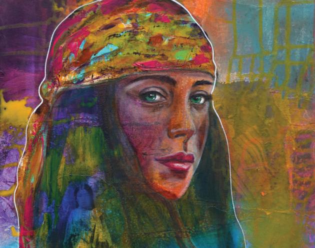 Boho Abhilasha - Sehnsucht Detail © Monika Schmitt