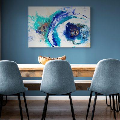 Energiebild Blaue Lagune - © Monika Schmitt