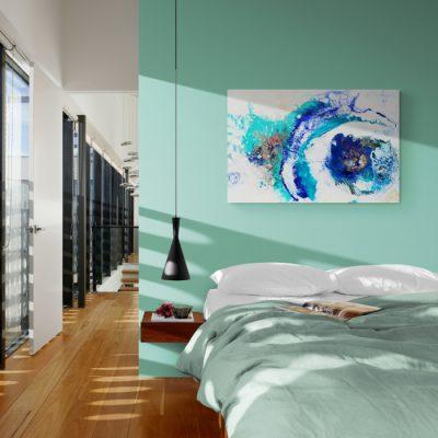 Energiebild Blaue Lagune © Monika Schmitt