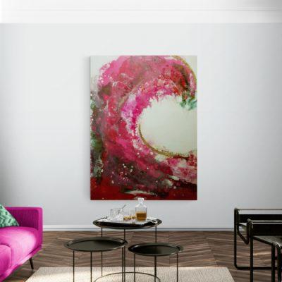 Energiebild Welle der Liebe - © Monika Schmitt