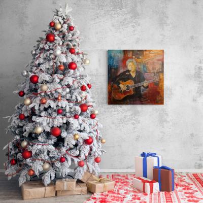 Lebensspuren Christmas © Monika Schmitt